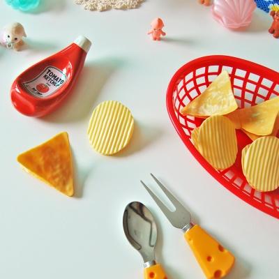 감자칩 나쵸 집게(2개 1세트)
