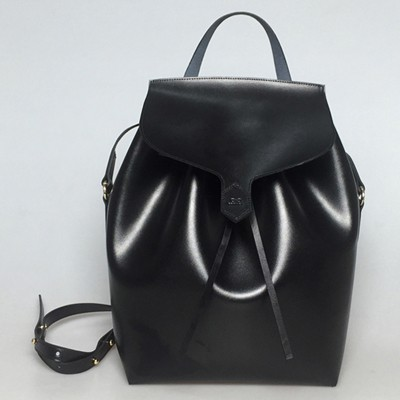 Back and Bucket bag