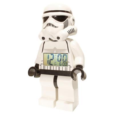 [레고 알람시계] 스톰트루퍼 미니피겨 알람시계