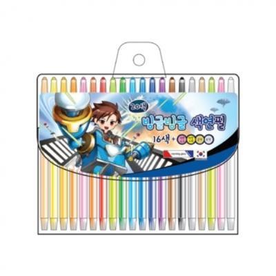 7000 빙글빙글색연필 (20색/남)
