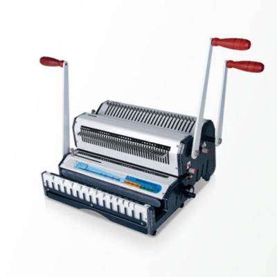 [카피어랜드] 와이어링 겸용 제본기 WireMacDUO