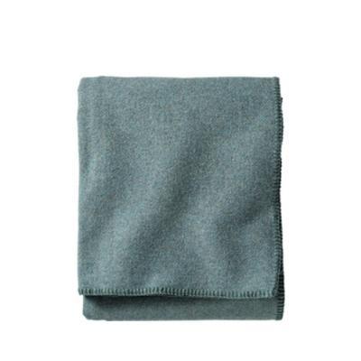 [펜들턴] 에코 울 이지케어 트윈 블랭킷 쉐일 블루