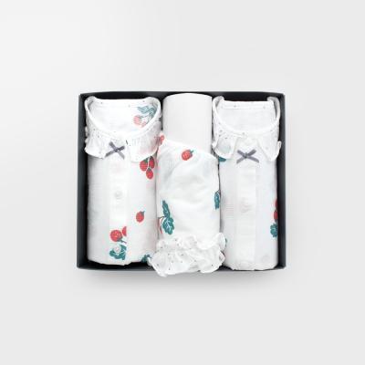 [메르베] 방울방울해 아기 백일선물세트_여름용(7부)