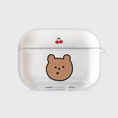 line cherry gummy [airpods pro clearcase]