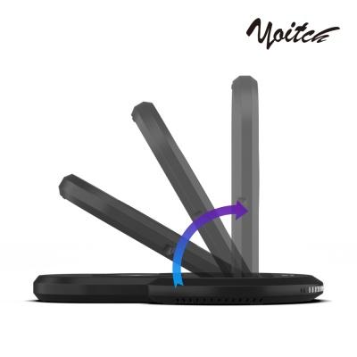 아이폰 고속/급속 무선충전기 플루토