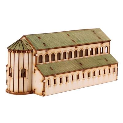 [히스토리하우스] 서양건축시리즈: 초기기독교 건축