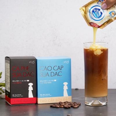 [이츠이츠] 베트남 커피 24입+연유커피 12입
