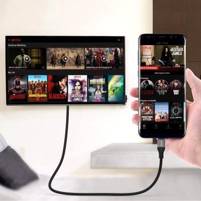 드로우N C타입 to HDMI 넷플릭스 hdcp 지원 미러링 케