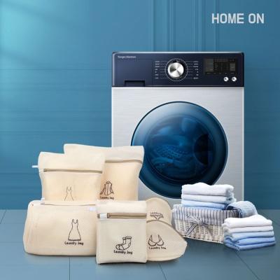 무형광 건조기 아기 속옷 세탁 빨래망 세트