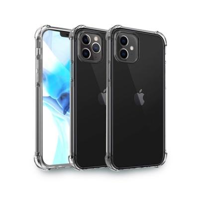 아이폰 12,12pro 아이스핏 TPU 투명 케이스