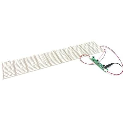 12V 3칩 블루 LED바 조명 연출등 전구 인테리어조명