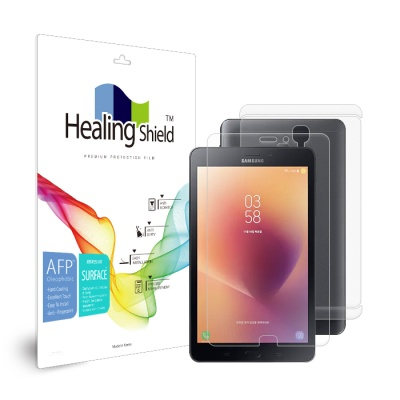 갤럭시 탭A 8.0 LTE 올레포빅 필름 전면1매/후면2매