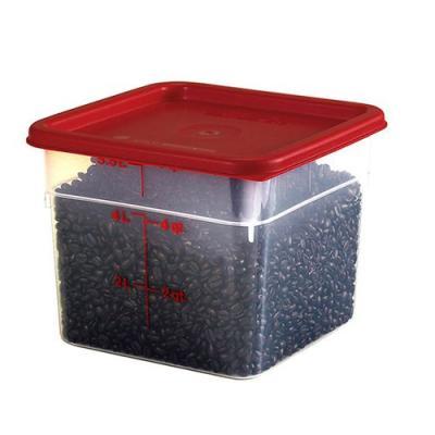 캠웨어 레드 대용량저장용기 1P(5.7L)