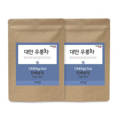 차예마을 대만우롱차 탄배동정 150g x 2팩