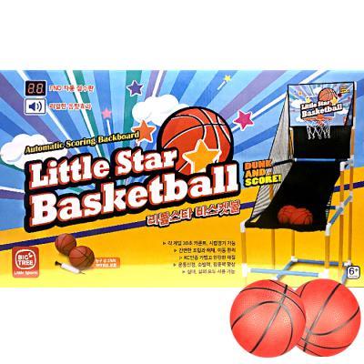 [바이오트리] 리틀스타 바스켓볼 농구/실내농구