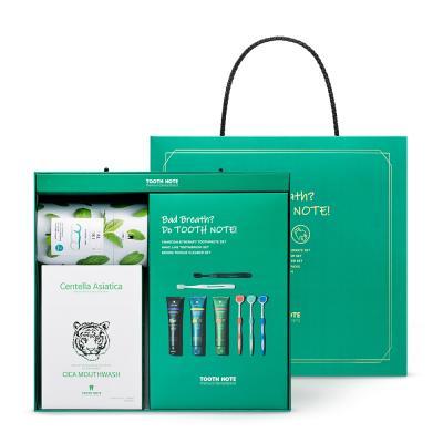 투스노트 구취제거 구강용품 선물세트