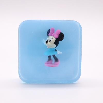 디즈니 피규어 비누 미니마우스