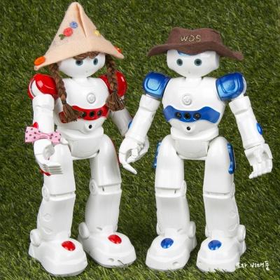 핸디센서 스마트 로봇 장난감 캐빈 앤 캐디 SKD1