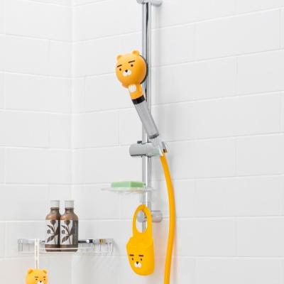 카카오 라이언 필터 샤워기 + 튜브형 샤워줄 SET