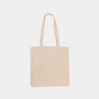 Rosette Flap Pocket bag cream beige 로제트 플랩 포켓 크림베이지