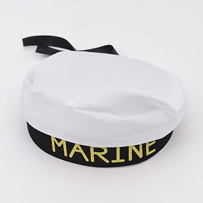 마린 해군모자