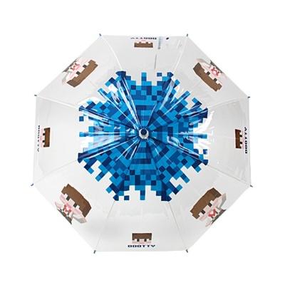 샌드박스 하이도티 55 비닐 장우산