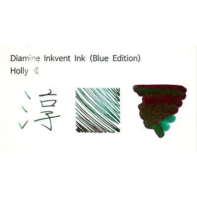 디아민 잉크벤트 블루 에디션 씬 병 잉크 홀리 Holly