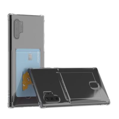 갤럭시 노트10 플러스 아이스핏 에드온 카드 케이스