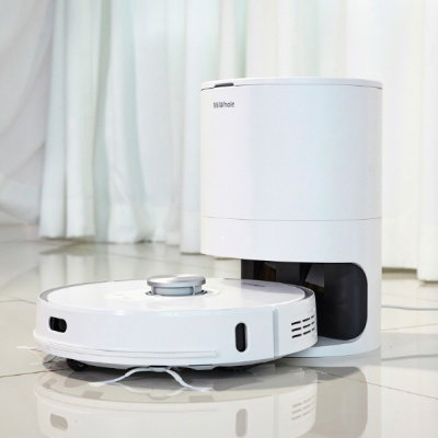 샤오미미홀 미스테이션 로봇청소기 8세대(0923출고)