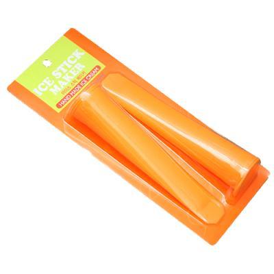 아이스스틱메이커-원형 오렌지