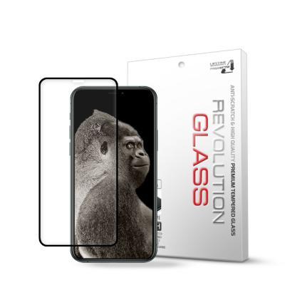 프로텍트엠 아이폰11프로 2.5D 풀커버 강화유리 필름