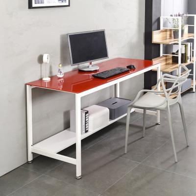 래티코 볼리 철제 선반 사무용 컴퓨터 책상 1500
