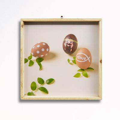 pf726-우드프레임액자_부활절달걀(중형)