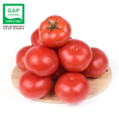 달향토마토 중과 4kg / GAP인증토마토