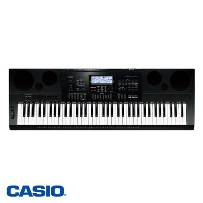 [CASIO/공식수입정품]카시오 전자 키보드 WK-7600
