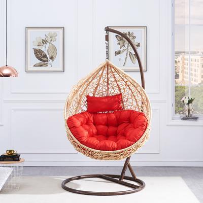 [에인하우스] 제시 1인 라탄 그네의자
