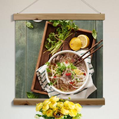 tl033-우드스크롤_60CmX60Cm-뜨끈한쌀국수