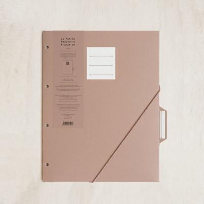 [라 페티트 페퍼티트 프랑세스]La Petite Paperterie Francaise 파리지앵 폴더 탭#3 아몬드 / 인덱스파일