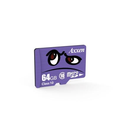 엑센 마이크로 SD카드 64GB SDHC CLASS10 95M