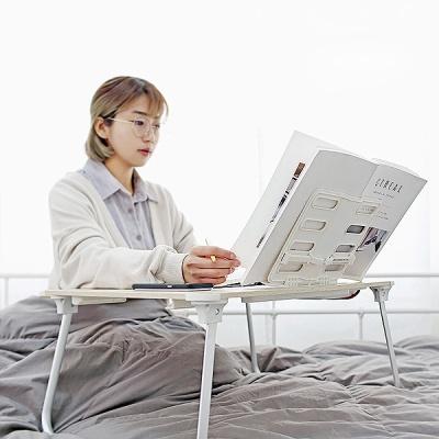 독서대+서랍수납+인체공학 베드테이블 E6S