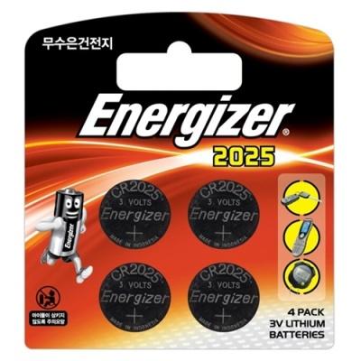 [에너자이저] 에너자이저리튬코인 ECR2025 [판/1] 354946