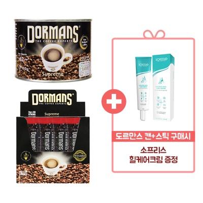 도르만스 케냐AA 프리미엄 커피 캔1개 + 스틱 1개