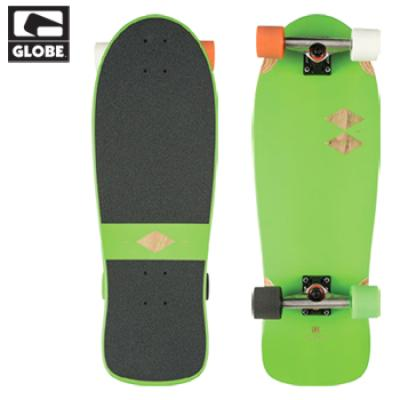 [GLOBE] 30 BLASTER X BLAZING GREEN X OLD SCHOOL CRUISER COMPLETE