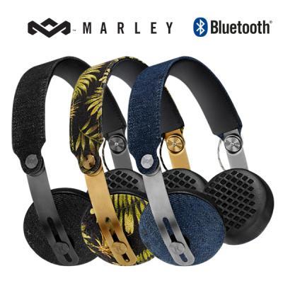 MARLEY Rise BT 밥말리 블루투스 헤드폰
