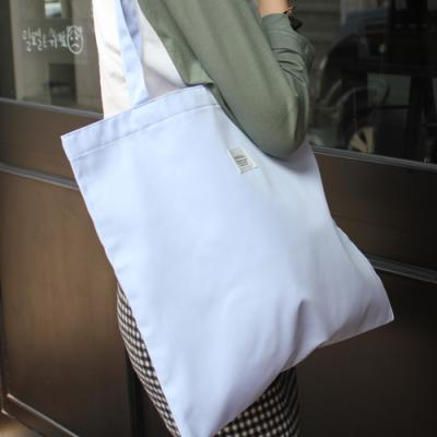 [버빌리안] BASIC ECO BAG (SKY BLUE)