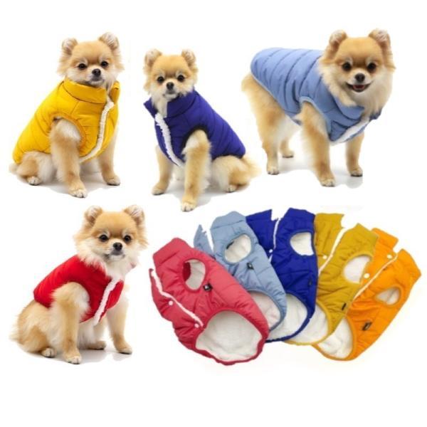 도기 패딩 베스트 강아지패딩 애견패딩 강아지겨울옷