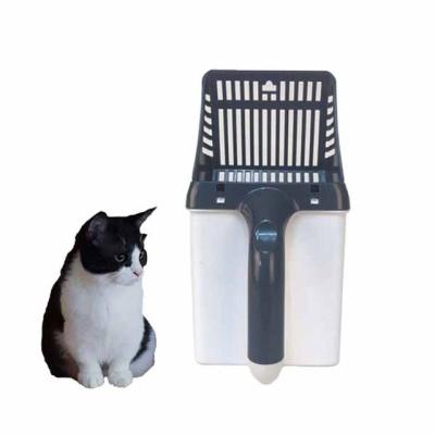 펫블랑 탈부착 고양이 멀티 모래삽 (그레이) W425BB3