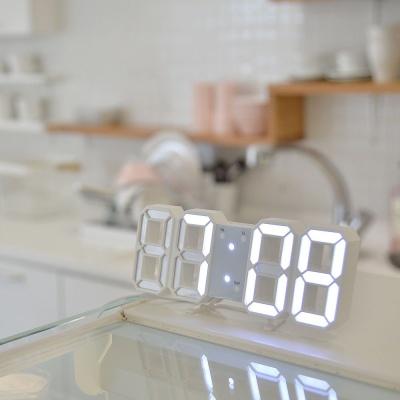 LED 디지털 시계 탁상시계 LED시계 인테리어시계