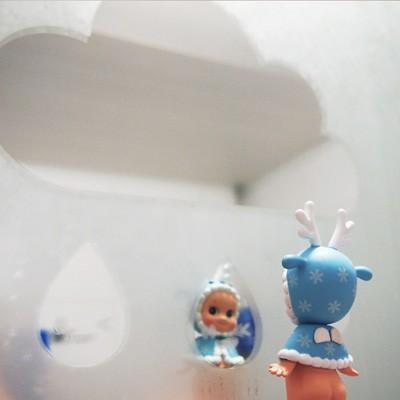 김서림 방지 필름(욕실거울용)/안티포그 필름