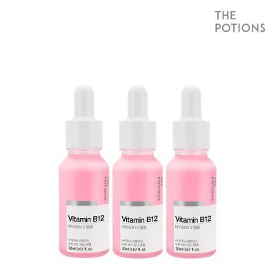 더포션스 비타민 B12 앰플 3개세트